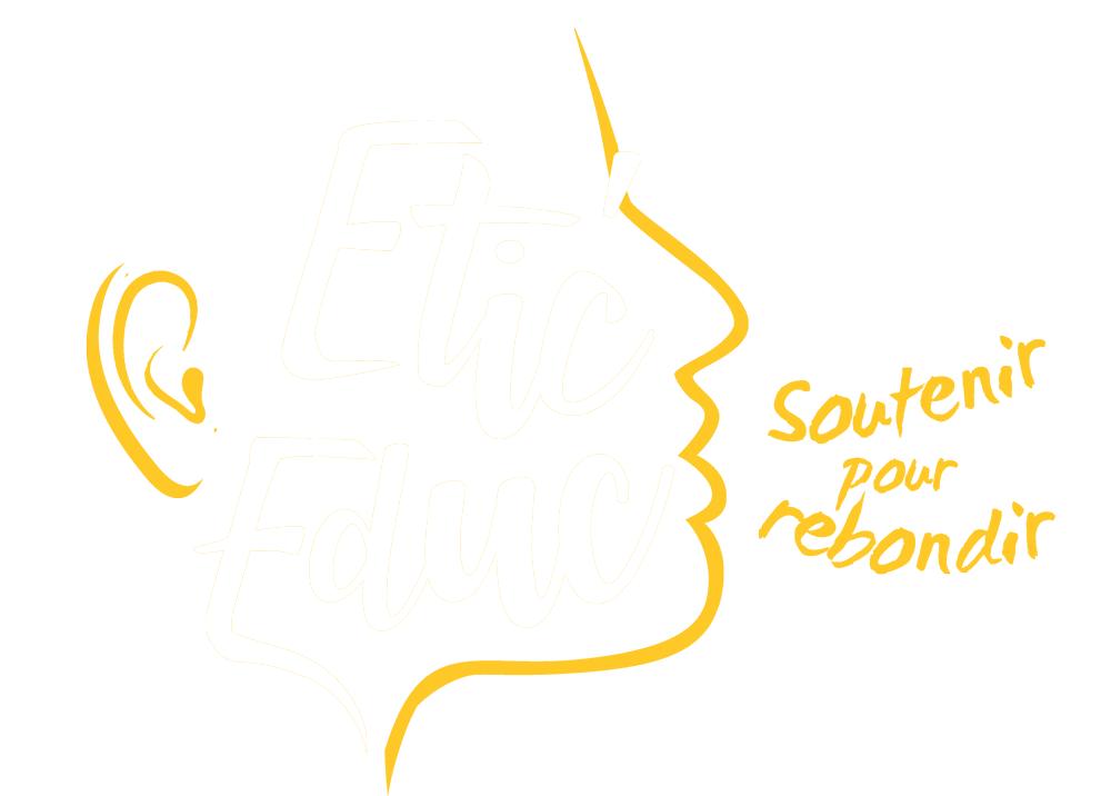 Logo étic'éduc à Montaigu-Vendée
